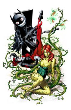 The Harley and The Ivy.