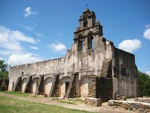 Spanish missions in Texas - Wikipedia, the free encyclopedia