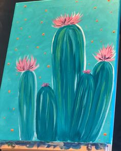 Easy Acrylic Painting On Canvas Painting Ideas Canvas Diyeasypaintideas Stepbystep Paint Art Paintparty Sipandpaint Artparty Easy Diy Paintingtips Easy Canvas Art, Simple Canvas Paintings, Small Canvas Art, Cute Paintings, Easy Canvas Painting, Mini Canvas Art, Diy Painting, Acrylic Canvas, Diy Canvas