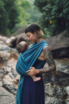 Hold your baby close and be beautiful.