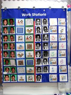 First Grade Fresh: Literacy Workstations...More AMAZING literacy workstation ideas