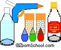 Glitter Bottle Craft - Enchanted Learning Software