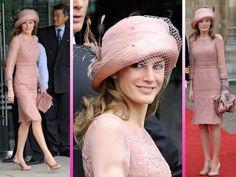 This is the Spanish Princess Letizia Ortiz