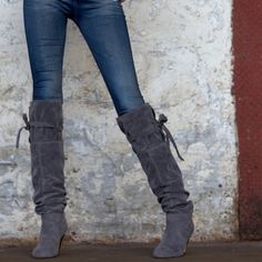 boots and skinny jeans..love the boots