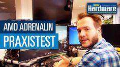 AMD Adrenalin - AMDs neue Radeon Software Adrenalin im Praxistest | PCGH Raw & Uncut https://youtu.be/OuGRtijb6pM