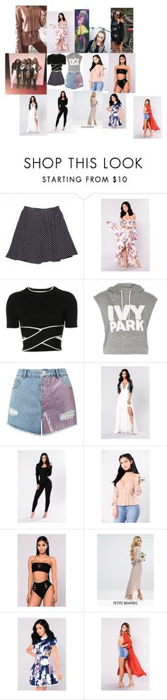 """the boy is mine"" by nikoleta-nicky-malik ❤ liked on Polyvore featuring Prada, T By Alexander Wang, Ivy Park and Miss Selfridge"