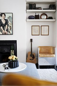 Anna-Carin living room