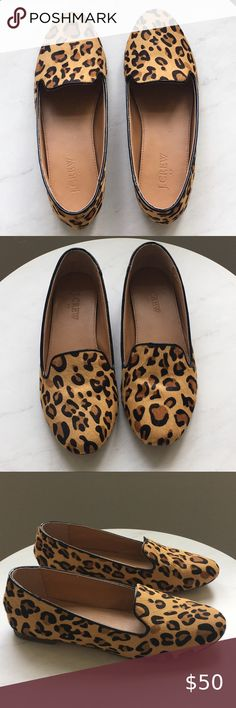 35 Best Leopard loafers images in 2020 Leopard loafers  Leopard loafers