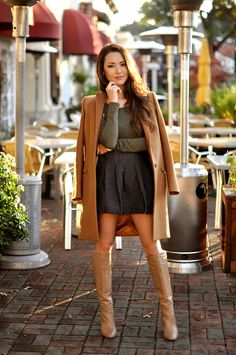 Hapa Time - a California fashion blog by Jessica: Fall Look: Earth Tones