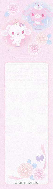 Sanrio 100 Characters Memo
