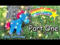 Глазки - how to crochet eyes - вязание крючком - YouTube