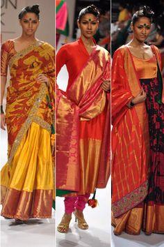 Gaurang Shah, Lakme Fashion Week, Winter Festive, 2012, Kirron Kher