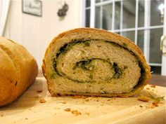 Onion-herb Bread....&#3212