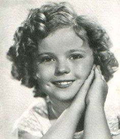 Shirley Temple-More talent in her left hand than most people have in their whole lives
