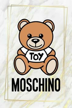 Nike Wallpaper, Casetify, Moschino, Fictional Characters, Outfits, Colorful Backgrounds, Mickey Mouse Background, Pink Wallpaper Iphone, Bears