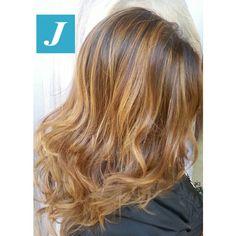 Summer feelings from CDJ! #cdj #degradejoelle #tagliopuntearia #degradé #welovecdj #igers #naturalshades #hair #hairstyle #haircolour #haircut #fashion #longhair #style #hairfashion
