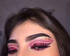 Makeup Is Life, Makeup Goals, Makeup Inspo, Makeup Art, Makeup Inspiration, Beauty Makeup, Makeup Ideas, 2017 Makeup, Cool Makeup Looks