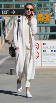 Celebrity Street Style: Outfit Ideas from 17 Super-Stylish Stars | StyleCaster