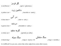 Is Persian (Farsi) a difficult language to learn? - Quora