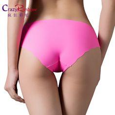 Hot sale Original New Ultra-thin Women Seamless Traceless Sexy lingerie Underwear Panties Briefs  Price: 1.48 USD