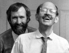 Frank Oz and Jim Henson