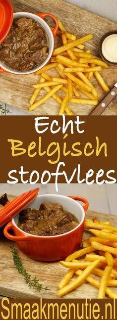 Belgisch stoofvlees #kerst