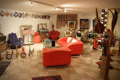 Showroom Arredo Vintage Anni 50