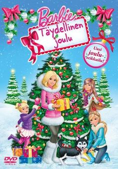 Barbie: A Perfect Christmas has got to be one of the best Barbie movies of all times. Barbie: A Perfect Christmas. is the story about Barbie and her sisters, Stacie, Chelsea and Skipper, who plan the perfect Christmas vacation to New York.