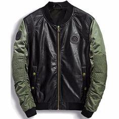 Autumn Leather Jacket