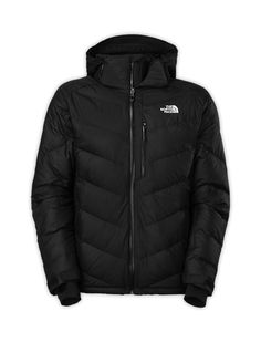 The North Face Men\'s Manza Down Jacket Black from Picsity.com