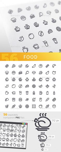 food line icons set vector eps beverage food available here a https