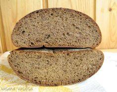 Это один из любимых ржаных заварных хлебов, пеку, когда остается сыворотка от творога. Как ни странно, но хлеб этот получается у меня всегда лучше Рижского.…