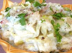 Irish Colcannon Winter Vegetable Casserole) Recipe - Food.com - 20597