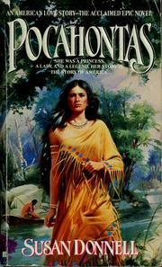 pocahontas susan donnell   Cover of: Pocahontas by Susan Donnell