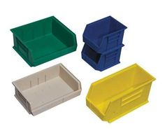 QUANTUM QUS210YL Stack/Hang Bin,5-3/8L x 4-1/8W,Yellow by Quantum. $0.95. Stack and Hang Bin, Outside Length 5-3/8 In., Outside Width 4-1/8 In., Outside Height 3 In., Outside Depth 5-3/8 In., Inside Width 3-7/16 In., Inside Height 2-13/16 In., Inside Depth 4-3/4 In., Load Capacity 10 lb., Material Polypropylene, Color Yellow, Use Divider No. 8Y078