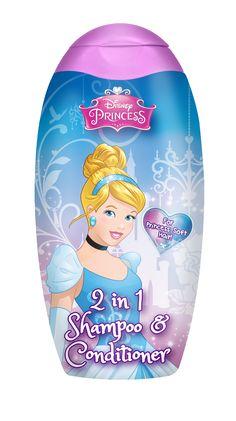 Every princess needs the perfect hair #PerfectPrincessDay