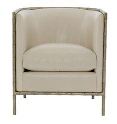 Chair | Bernhardt Meredith Chair W 28, D 30, H 29.5. SH 18, AH 29.5