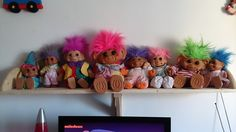 Russ Troll Dolls Collection 2
