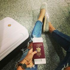 Travel inspiration. Poland passport ❤