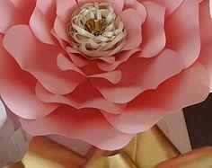 Paper Flower Template  PDF file #17
