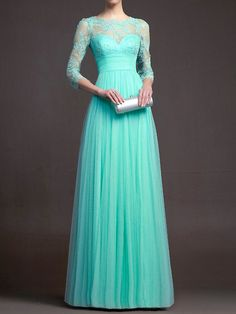 Shop Turquoise Sheer Lace Pleated Maxi Dress online. SheIn offers Turquoise Sheer Lace Pleated Maxi Dress & more to fit your fashionable needs.