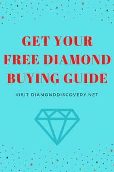 Learn how to buy diamonds like a pro with this awesome and FREE diamond buying guide! Claim access to this free guide to learn about the 4 C's, avoiding scams and much more! #diamonds #jewelry #howto #guide #buyer #tips #advice #diamond #gemstone #accessories #fashion #luxury Buy Diamonds, Diamond Guide, 4 C's, Diamond Gemstone, Discovery, Diamond Cuts, You Got This, Advice, How To Get