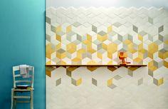 TEX tiles // woven carpet tiles!!!