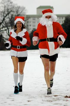 Who's running a #holiday fun run this season? round 1/3 down- did not go well:( ....2 more to go