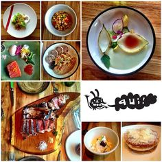 QUI Restaurant in Austin, TX is one of the hottest reservations in town. Don't leave without trying the rabbit 7 ways.