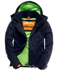 Superdry Arctic Windcheater - Men's Jackets