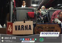 Koşukavak Turizm - Varna Turu 1 - 2016