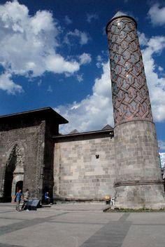 Yakutiye Medresesi - Erzurum
