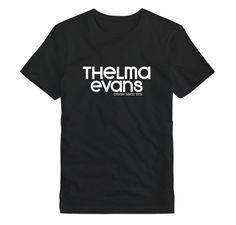 Thelma Evans, Crush Since 1976