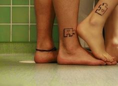 Tatuajes a juego para parejas